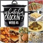 3 Envelope Crockpot Roast Beef Sliders- WCW 45