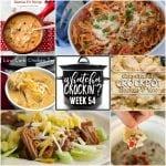 Slow Cooker Chicken Enchilada Soup – WCW Week 54
