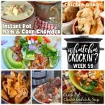 Slow Cooker Pulled Chicken – WCW Week 59
