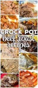 This week for our Friday Favoriteswe have Beef Roast Recipes like Crock Pot Mississippi Beef Roast,Crock Pot Roast with Gravy,Easy Crock Pot Roast,Golden Crock Pot Roast,Crock Pot Creamy Mississippi Beef,Crock Pot Italian Pot Roast,The Perfect Crock Pot Roast,Crock Pot Red Roast,Easy Crock Pot Beef French Dips,Crock Pot Easy Special Pot Roast,Savory Pot Roast andSlow Cooker Pot Roast.