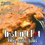 Instant Pot BBQ Cola Ribs (Low Carb)