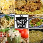 Slow Cooker Cheesy Chicken and Rice – WCW Week 66