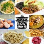 Crock Pot Chicken and Noodles – WCW Week 65