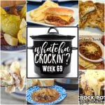 Crock Pot Sloppy Joes – WCW Week 69