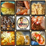 Meal Planning: Weekly Crock Pot Menu 82