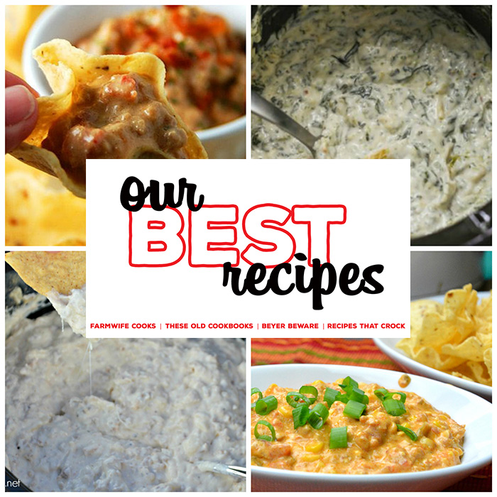 8 Great Dip Recipes Our Best Recipes Recipes That Crock
