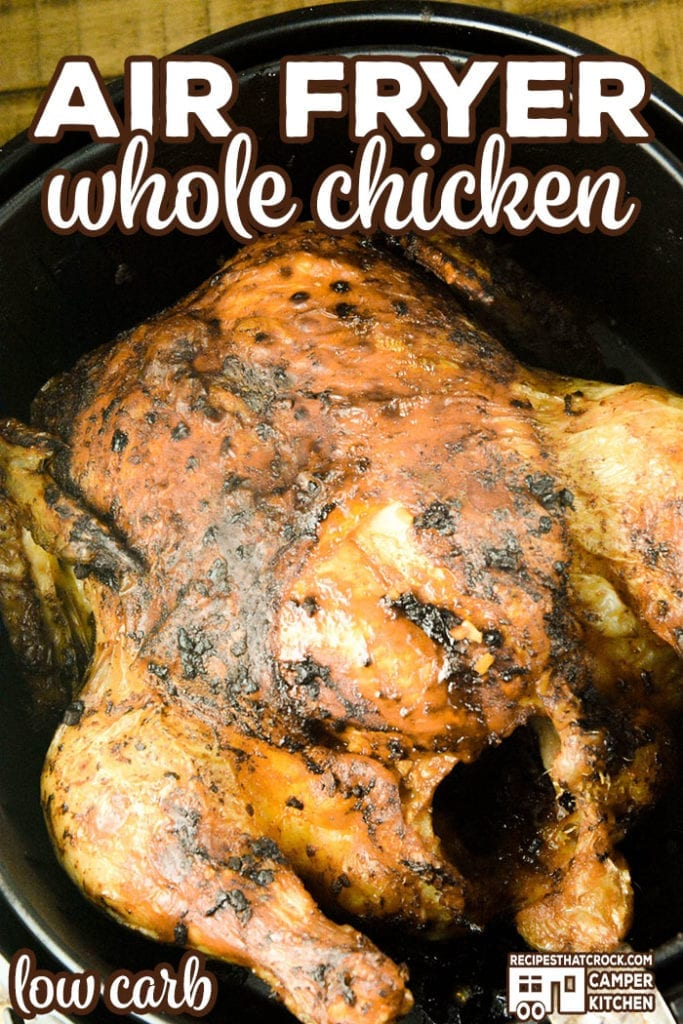 Air Fryer Whole Chicken Recipes That Crock