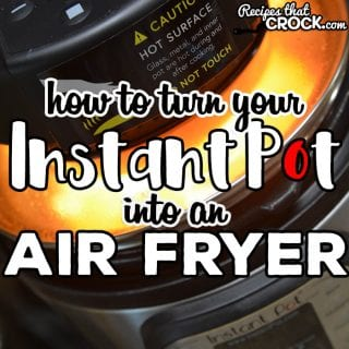 Did you know that you can air fry in your electric pressure cooker? Let us show you how to turn your Instant Pot into an Air Fryer with the Mealthy CrispLid.