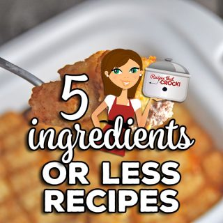 Sometimes we just need something easy in life. These 5 Ingredients or Less Recipes will make getting dinner on the table easier. You are going to love them!