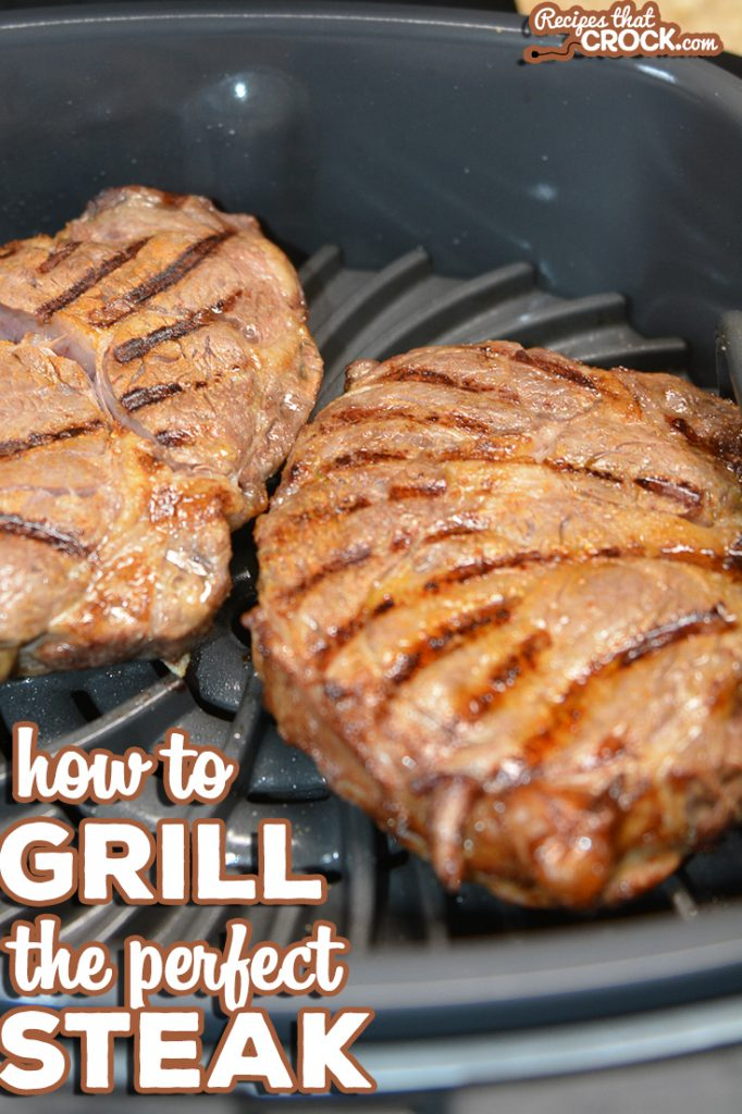 How To Grill Steak Ninja Foodi Grill Recipes That Crock