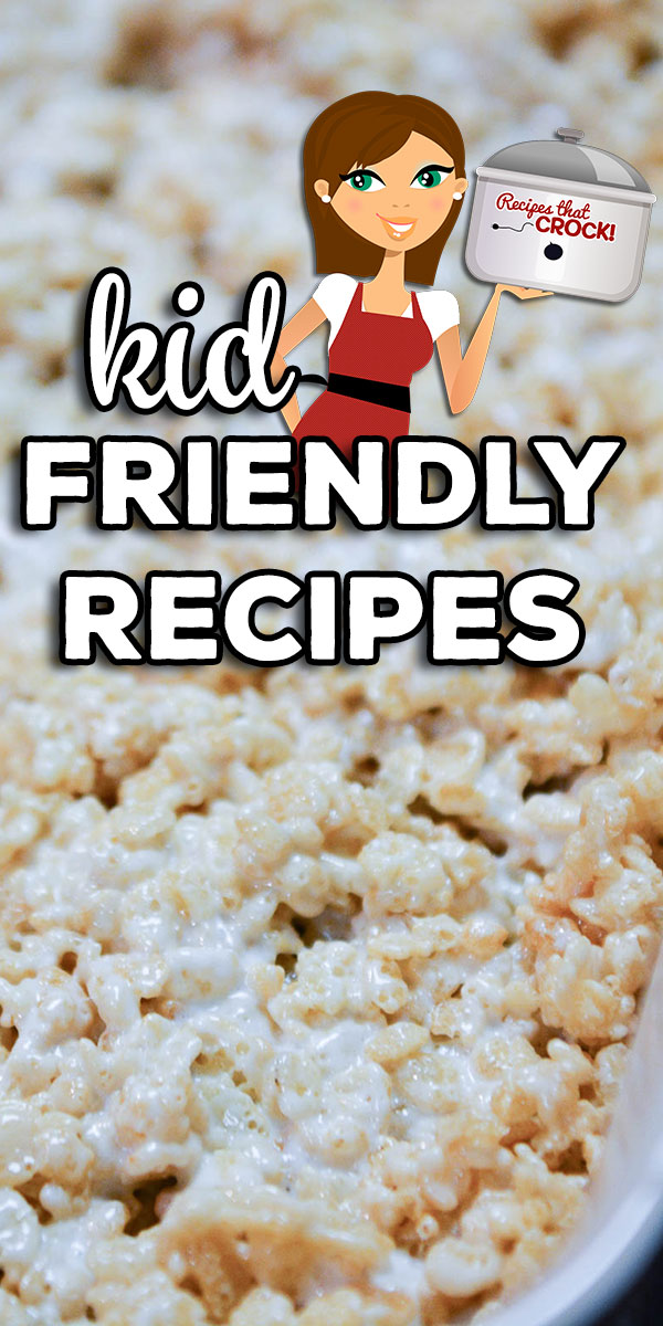 When your kids are home, you need Kid Friendly Recipes. But where do you find a ton of Kid Friendly Recipes to make? Right here! We have tons of recipes for hot dogs, ground beef, chicken, pasta, snacks and desserts! via @recipescrock