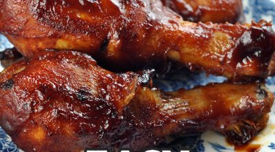 Looking for a tried and true recipe that gives you delicious and juicy drumsticks? Check out this Easy BBQ Chicken Drumsticks recipe! Oh my yum!