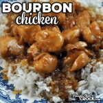 This Bourbon Chicken recipe is a stove top version of our reader favorite Crock Pot Bourbon Chicken. This is just as amazing as the original!