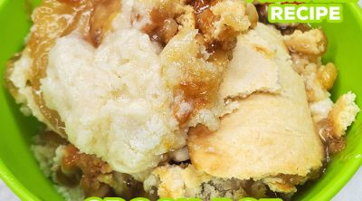 This Crock Pot Apple Pop Tart Caramel Dump Cake recipe combines two amazing flavors that are meant for each other, caramel and apple. The result is amazing!